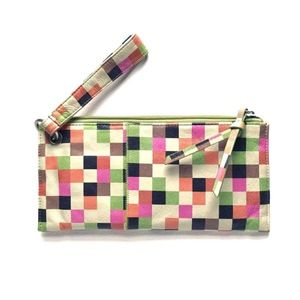 VIDA Statement Clutch - Dots and Dashes 4 by VIDA k0I1J7YaE